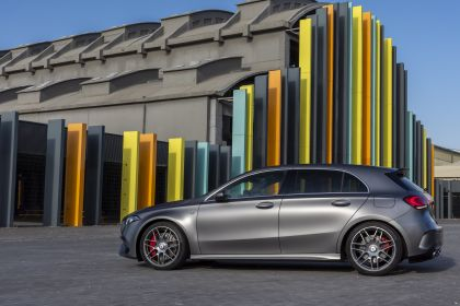2019 Mercedes-AMG A 45 S 4Matic+ 53