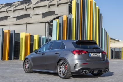 2019 Mercedes-AMG A 45 S 4Matic+ 54
