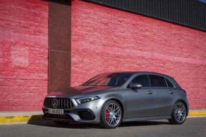2019 Mercedes-AMG A 45 S 4Matic+ 55