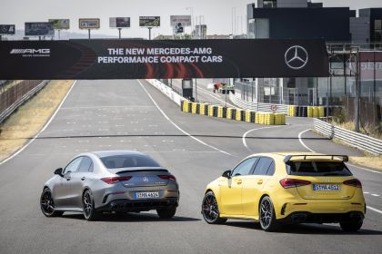 2019 Mercedes-AMG A 45 S 4Matic+ 72