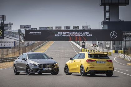 2019 Mercedes-AMG A 45 S 4Matic+ 73