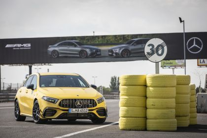 2019 Mercedes-AMG A 45 S 4Matic+ 74