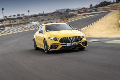 2019 Mercedes-AMG A 45 S 4Matic+ 76