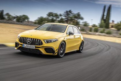 2019 Mercedes-AMG A 45 S 4Matic+ 77