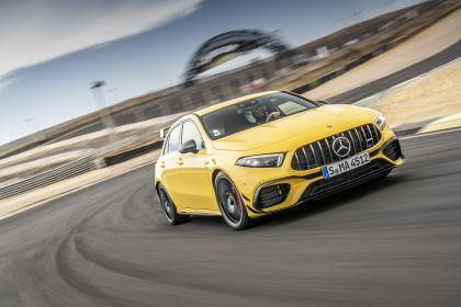 2019 Mercedes-AMG A 45 S 4Matic+ 78