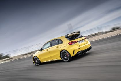 2019 Mercedes-AMG A 45 S 4Matic+ 80