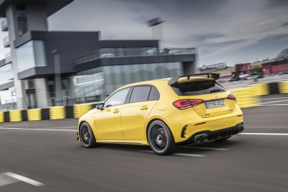 2019 Mercedes-AMG A 45 S 4Matic+ 81
