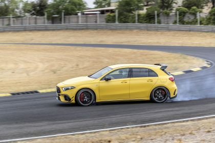 2019 Mercedes-AMG A 45 S 4Matic+ 83