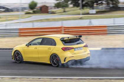 2019 Mercedes-AMG A 45 S 4Matic+ 84