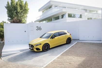 2019 Mercedes-AMG A 45 S 4Matic+ 86