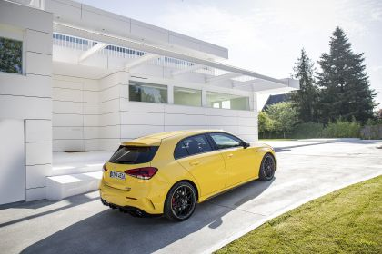 2019 Mercedes-AMG A 45 S 4Matic+ 89