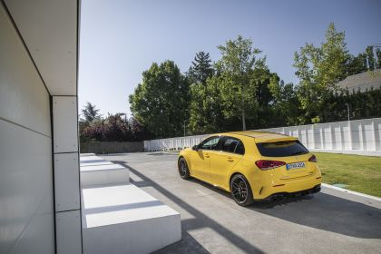 2019 Mercedes-AMG A 45 S 4Matic+ 90