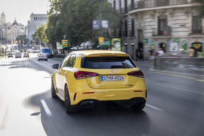 2019 Mercedes-AMG A 45 S 4Matic+ 95
