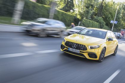 2019 Mercedes-AMG A 45 S 4Matic+ 96