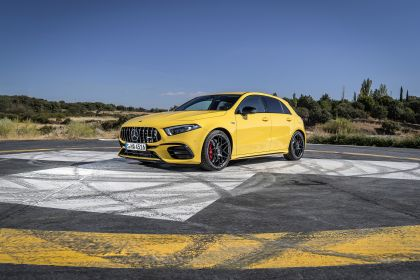 2019 Mercedes-AMG A 45 S 4Matic+ 102