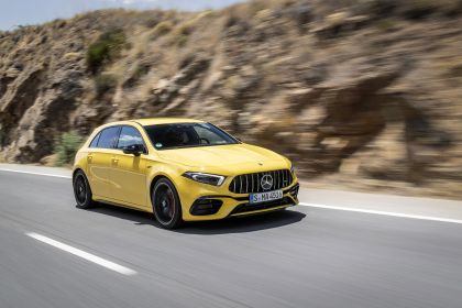 2019 Mercedes-AMG A 45 S 4Matic+ 105