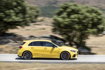 2019 Mercedes-AMG A 45 S 4Matic+ 106