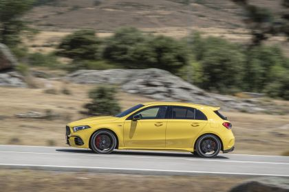2019 Mercedes-AMG A 45 S 4Matic+ 107