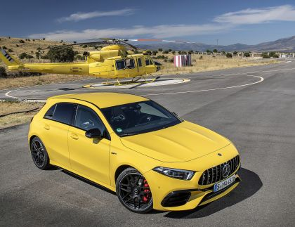 2019 Mercedes-AMG A 45 S 4Matic+ 108