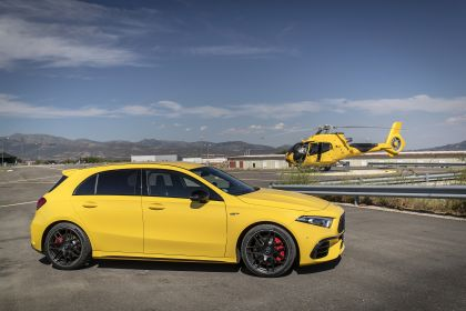 2019 Mercedes-AMG A 45 S 4Matic+ 109