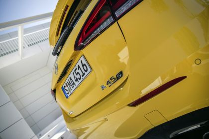 2019 Mercedes-AMG A 45 S 4Matic+ 110
