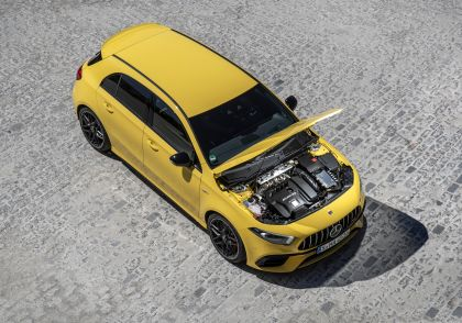 2019 Mercedes-AMG A 45 S 4Matic+ 111