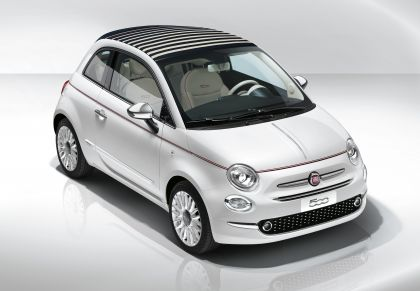 2019 Fiat 500 Dolcevita 1