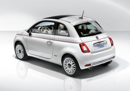 2019 Fiat 500 Dolcevita 9