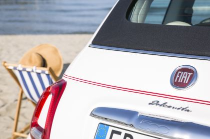 2019 Fiat 500 Dolcevita 40