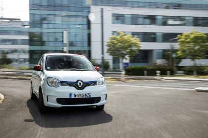 2019 Renault Twingo Le Coq Sportif Limited Edition 2
