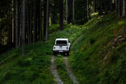 2020 Jeep Gladiator - Europe version 25