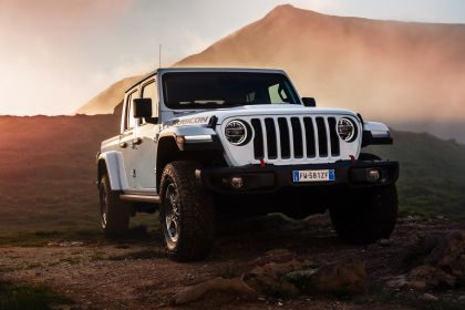 2020 Jeep Gladiator - Europe version 37