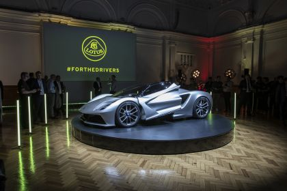 2020 Lotus Evija 25