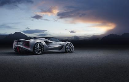 2020 Lotus Evija 30