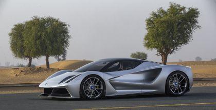 2020 Lotus Evija 37
