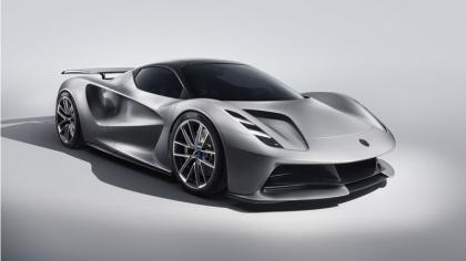 2020 Lotus Evija 5