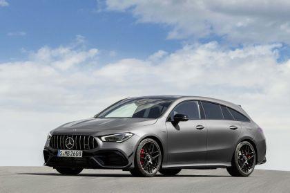 2019 Mercedes-AMG CLA 45 S 4Matic+ Shooting Brake 1