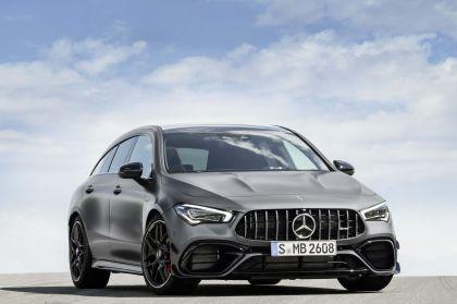 2019 Mercedes-AMG CLA 45 S 4Matic+ Shooting Brake 4