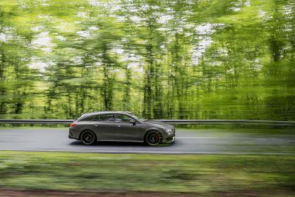 2019 Mercedes-AMG CLA 45 S 4Matic+ Shooting Brake 12