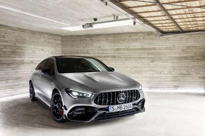 2019 Mercedes-AMG CLA 45 S 4Matic+ Shooting Brake 23