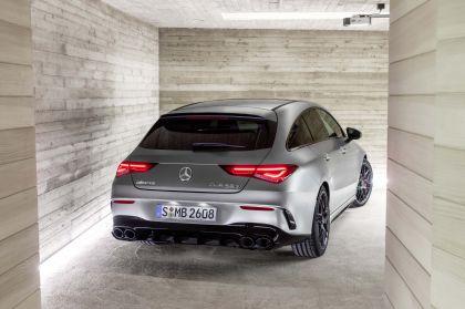 2019 Mercedes-AMG CLA 45 S 4Matic+ Shooting Brake 24