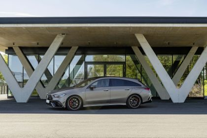 2019 Mercedes-AMG CLA 45 S 4Matic+ Shooting Brake 25