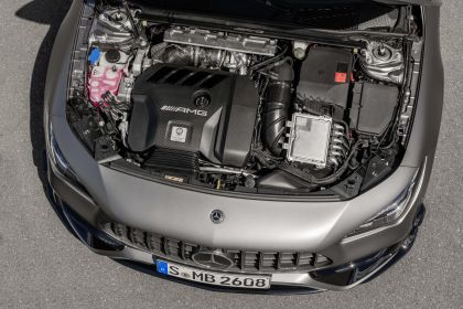 2019 Mercedes-AMG CLA 45 S 4Matic+ Shooting Brake 27