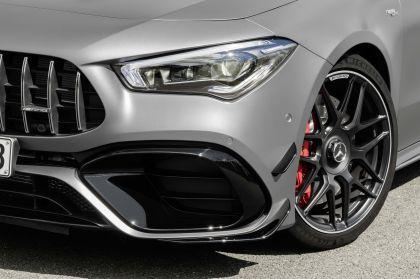 2019 Mercedes-AMG CLA 45 S 4Matic+ Shooting Brake 28