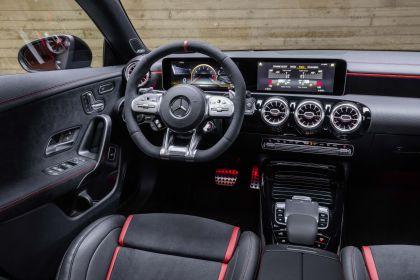 2019 Mercedes-AMG CLA 45 S 4Matic+ Shooting Brake 34