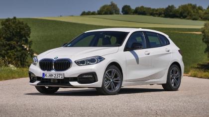 2019 BMW 118d ( F40 ) Sportline 8
