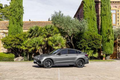 2020 Mercedes-AMG GLC 43 4Matic coupé 2