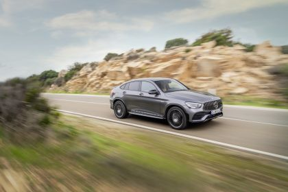 2020 Mercedes-AMG GLC 43 4Matic coupé 13