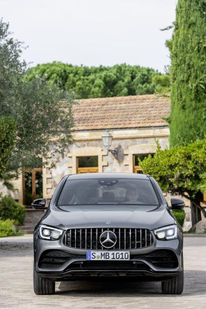 2020 Mercedes-AMG GLC 43 4Matic coupé 16
