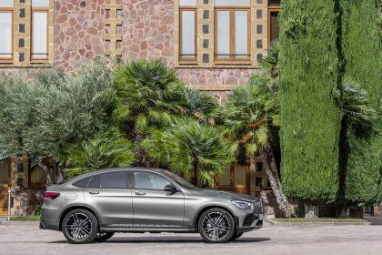 2020 Mercedes-AMG GLC 43 4Matic coupé 17